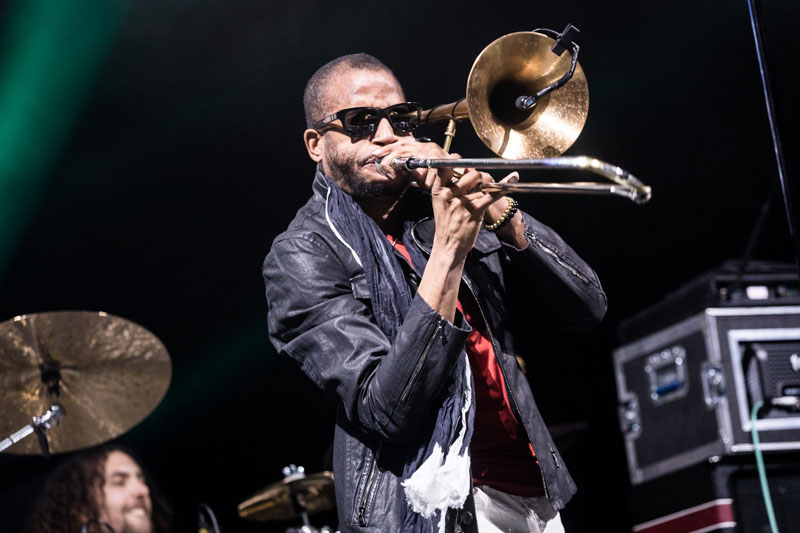 Trombone Shorty (photo by Sachyn Mital)