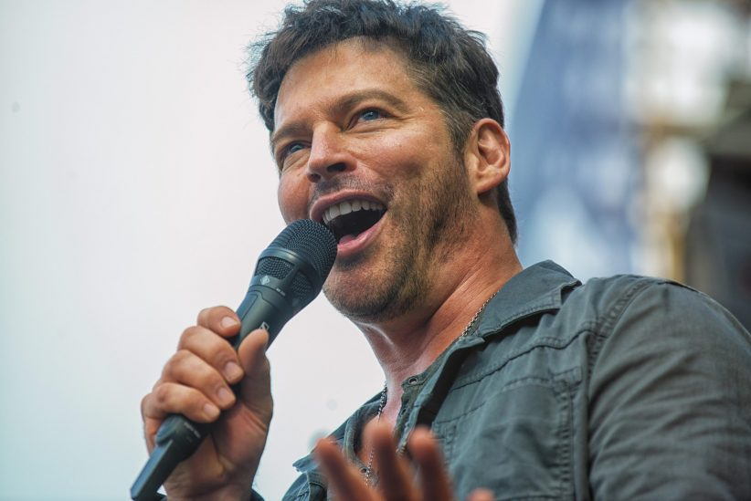 Harry Connick Jr. (photo by Mark Robbins)