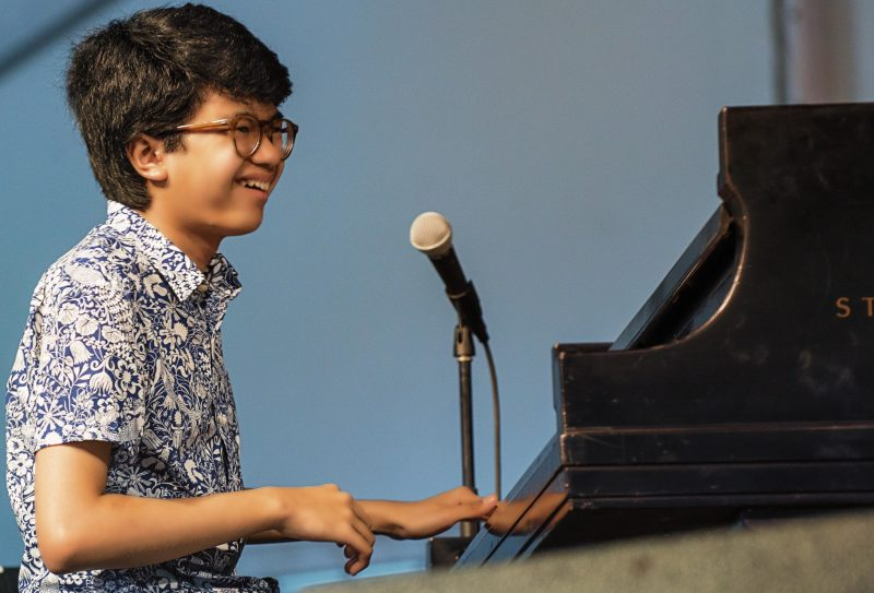 Joey Alexander (photo by Mark Robbins)