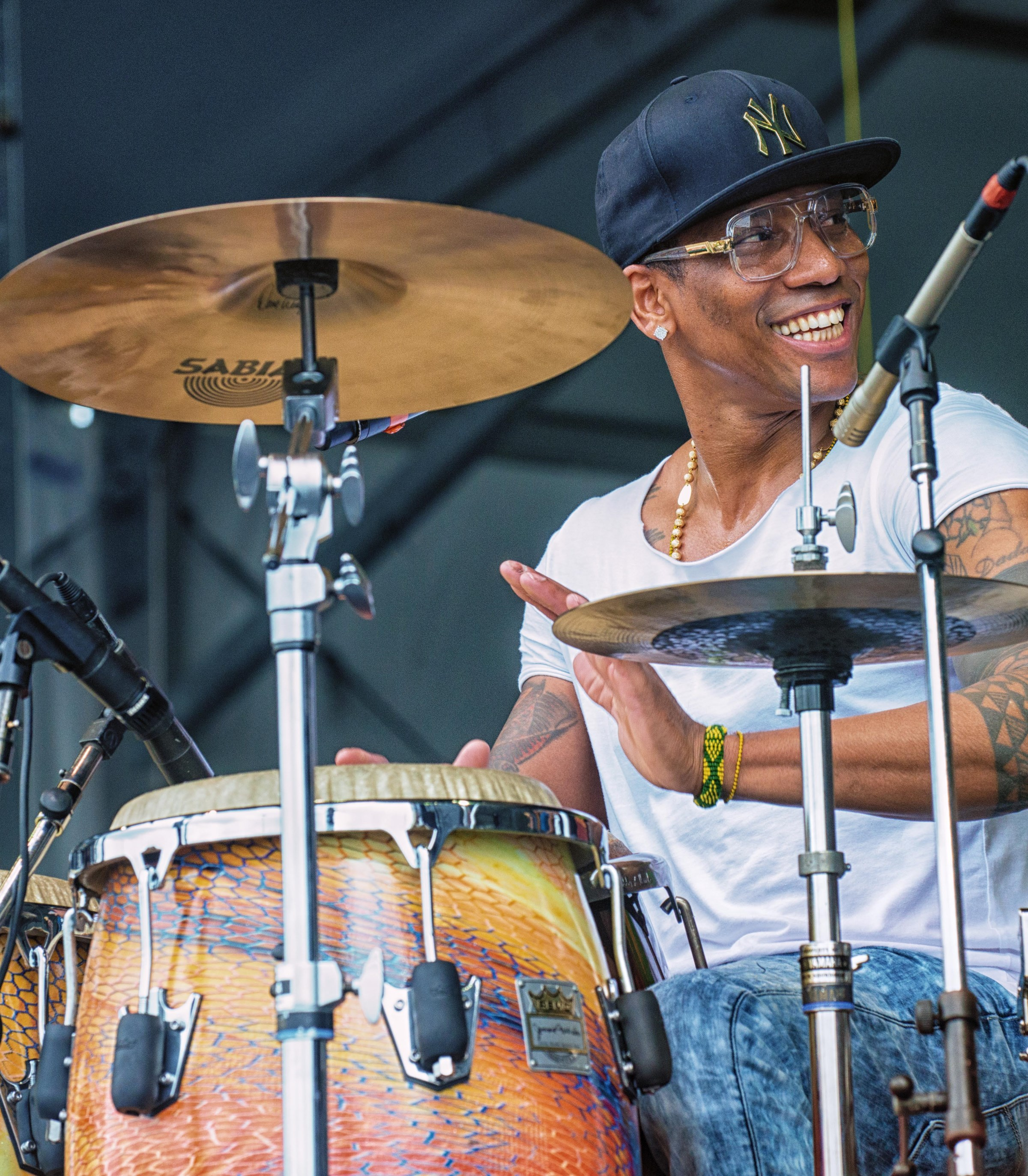 Pedrito Martinez (photo by Mark Robbins)