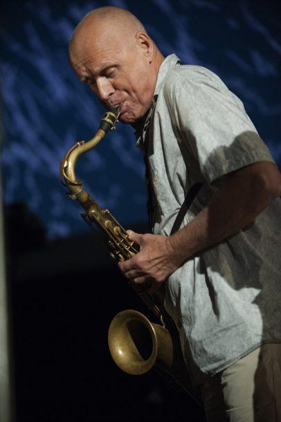 Gebhard Ullmann (photo by Marek Lazarski)