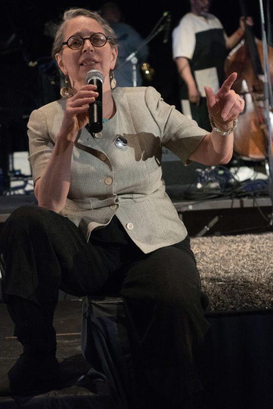 Artistic Director Patricia Nicholson Parker (photo by Marek Lazarski)