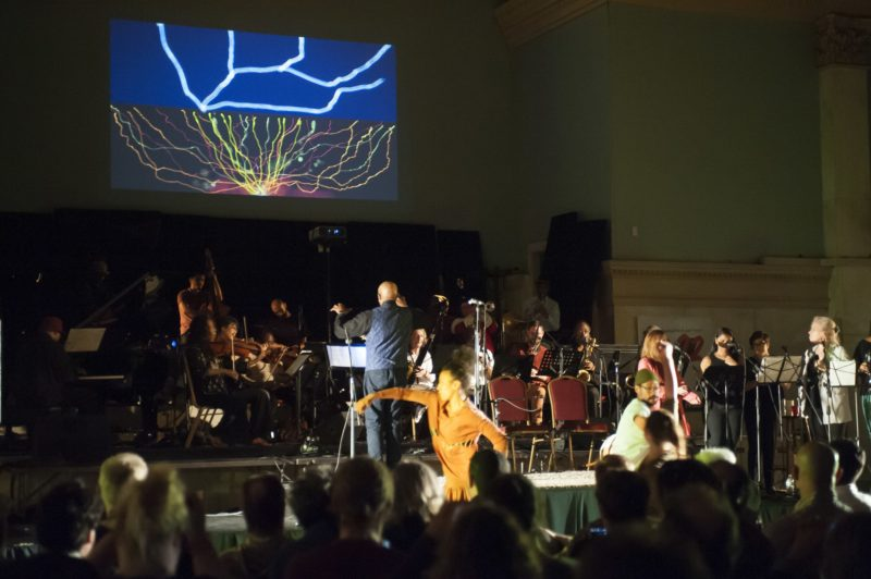 Songs for a Free World: Vision 22 Finale (photo by Marek Lazarski)