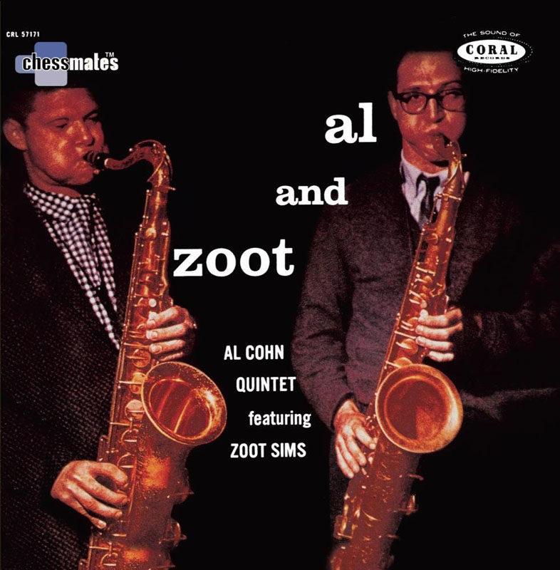 "Al Cohn Quintet featuring Zoot Sims: ""Al and Zoot"""