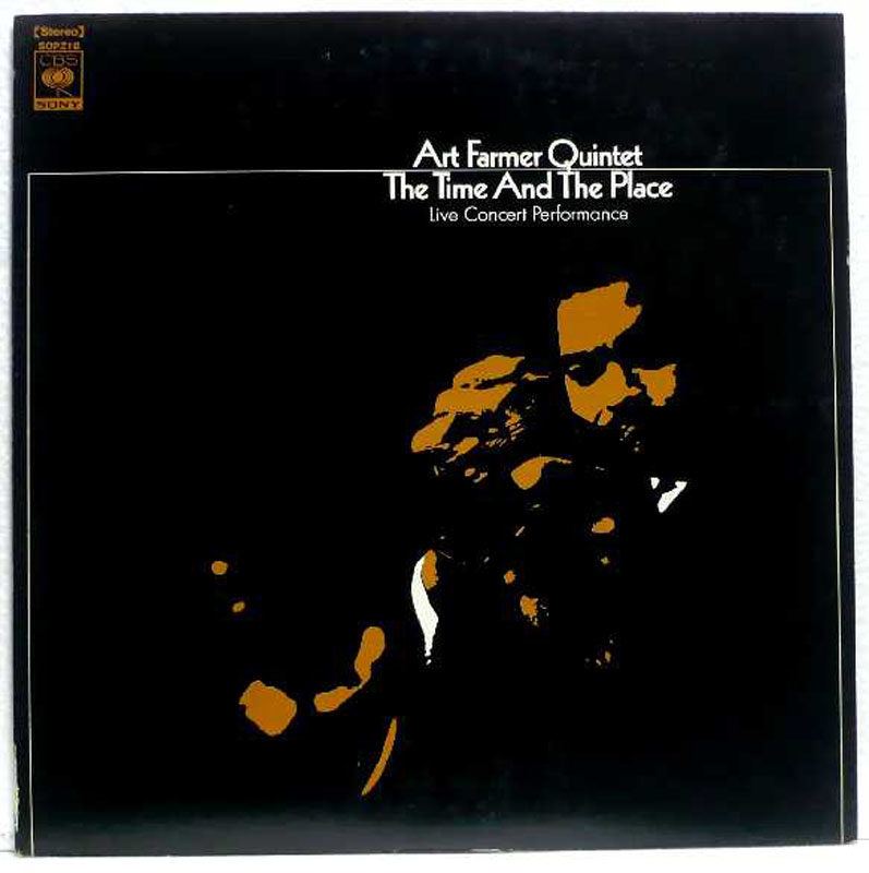 "Art Farmer: ""The Time and the Place"""