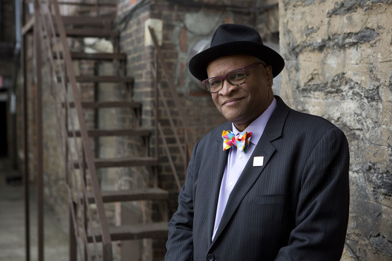 "Bobby Watson has served as the musical director of Art Blakey's Jazz Messengers and performed with Max Roach, Wynton Marsalis, Betty Carter and others. His new Smoke Sessions release, ""Made in America,"" highlights historic yet still overlooked black pioneers in various fields (photo by John Abbott)"
