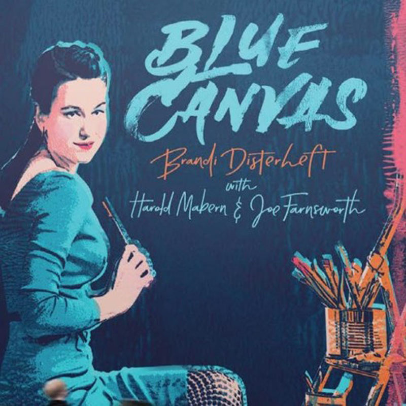 "Brandi Disterheft: ""Blue Canvas"""