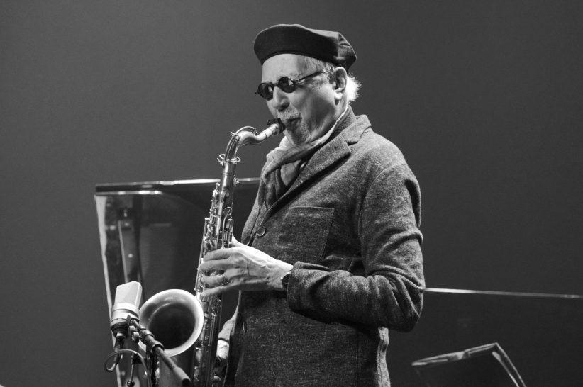 Charles Lloyd (photo courtesy of Montréal Jazz Festival)