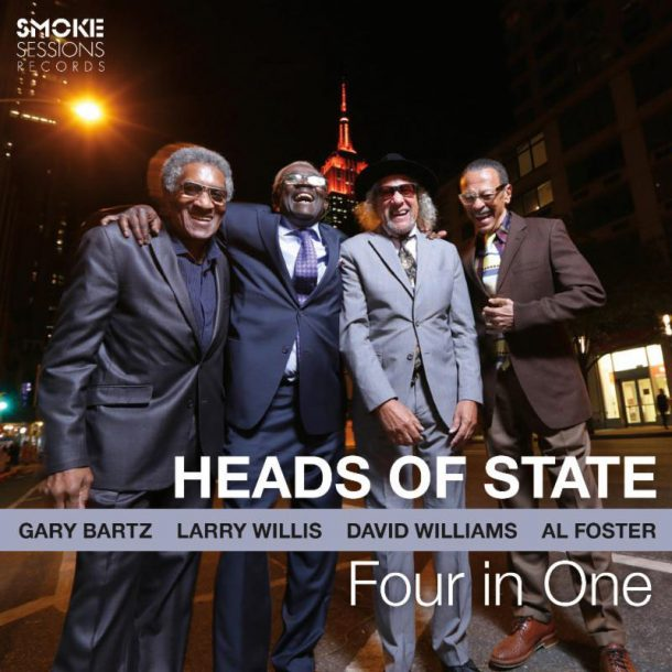 "Heads of State: ""Four in One"""