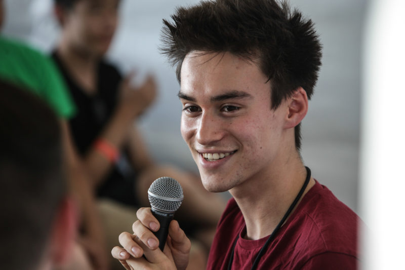 Jacob Collier (Photo by Jati Lindsay)