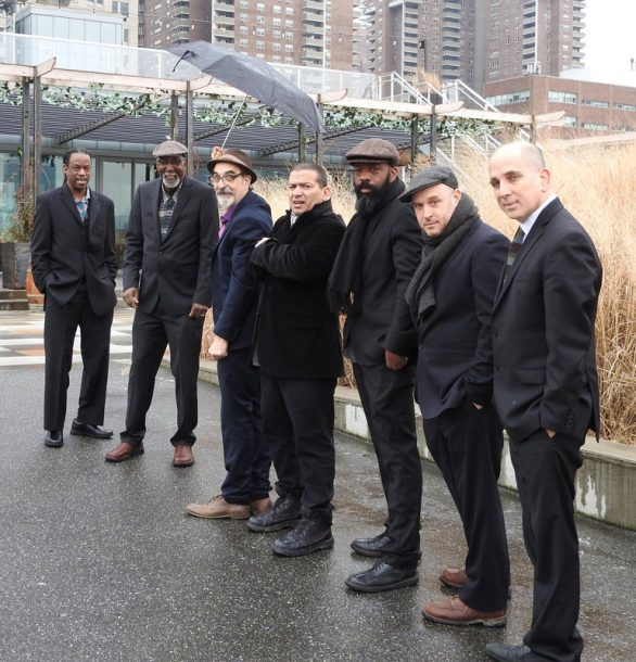 The Jazz Passengers (photo by Dana Hall)