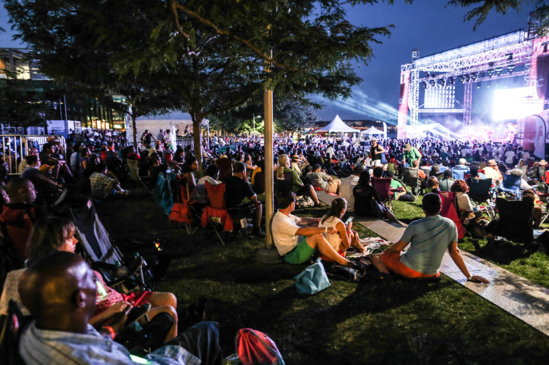 DC JazzFest at the Yards 2017 (Photo by Jati Lindsay)
