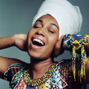 Jazzmeia Horn (photo by Jacob Blickenstaff/Concord Music Group)