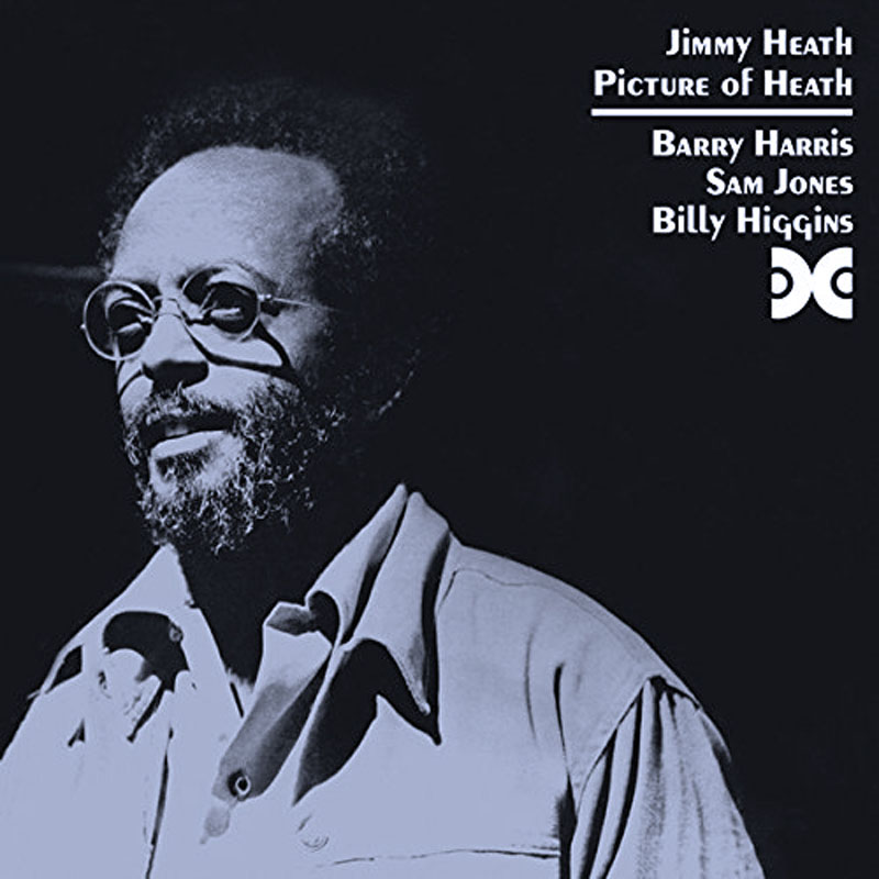 "Jimmy Heath: ""Picture of Heath"""