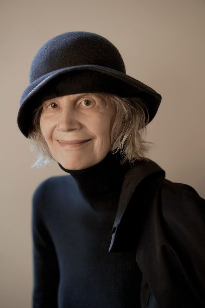 JoAnne Brackeen (photo by Carol Friedman)