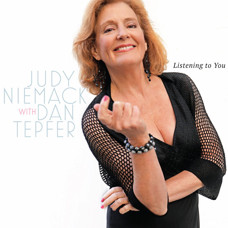 "Judy Niemack with Dan Tepper: ""Listening to You"""