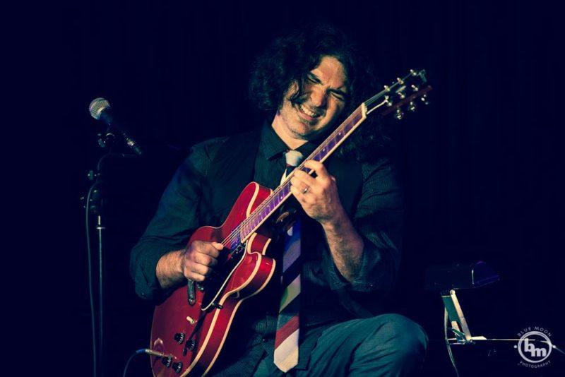 Julian Coryell (photo by Katja Livingston)