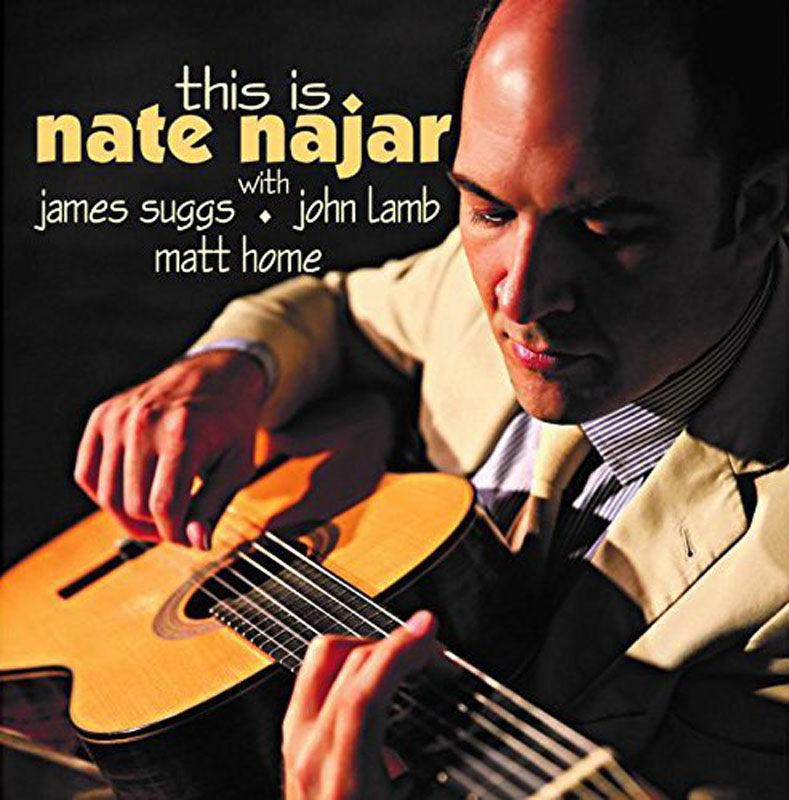 """Nate Najar: """"This Is Nate Najar"""""""
