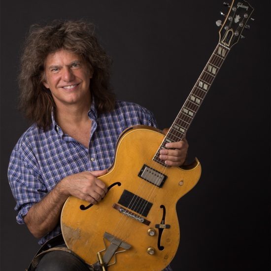 Pat Metheny_Photo by John Peden