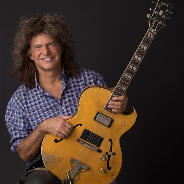Pat Metheny will perform at the 2018 Newport Jazz Festival