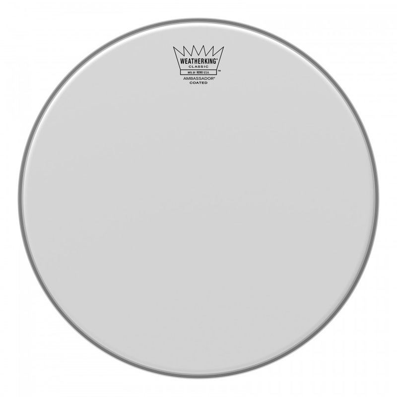 REMO Ambassador Classic Fit Drumheads