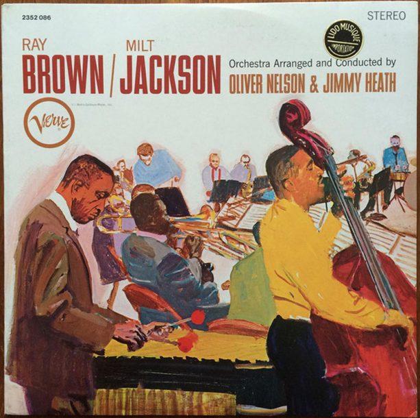 "Ray Brown/Milt Jackson: ""Ray Brown/Milt Jackson"""