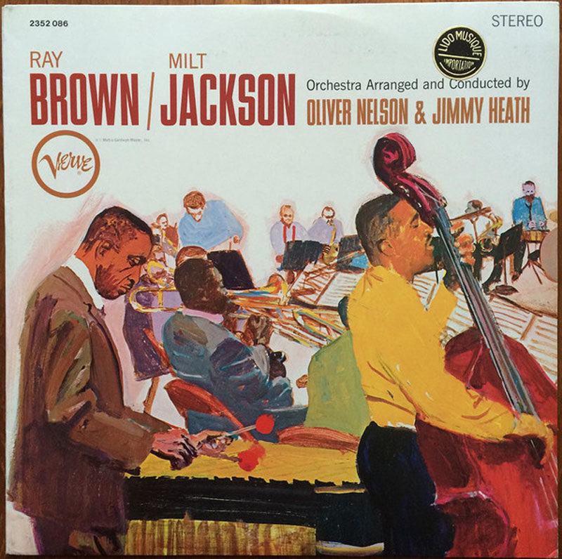"Ray Brown/Milt Jackson: ""Ray Brown/Milt Jackson"""