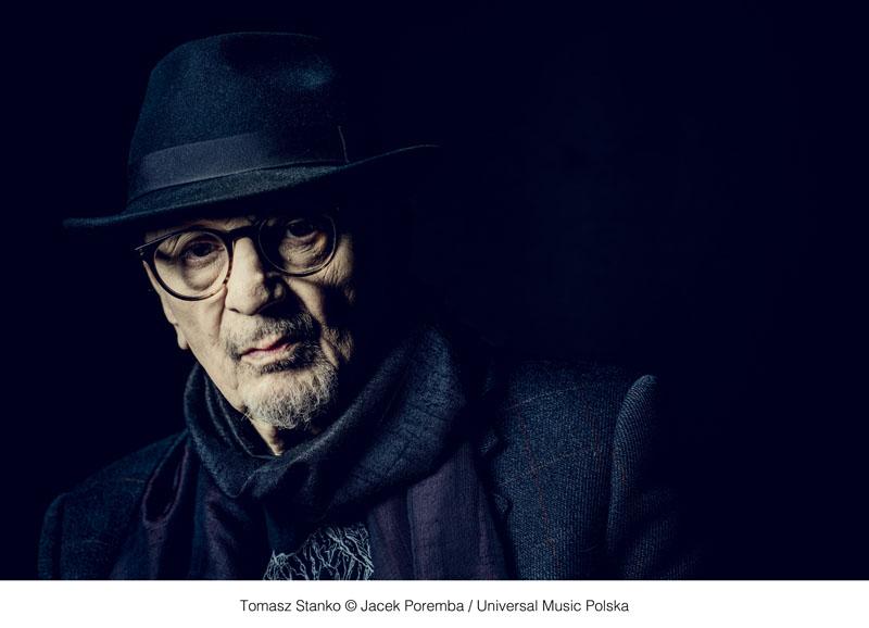 Tomasz Stanko (photo by Jacek Poremba/Universal Music Polska)