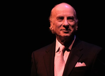 Dick Hyman (photo courtesy of 92Y)