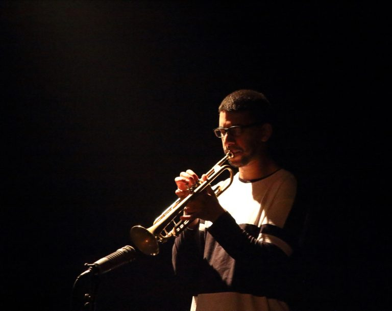 Hichem Khalfa (photo by Sharonne Cohen)