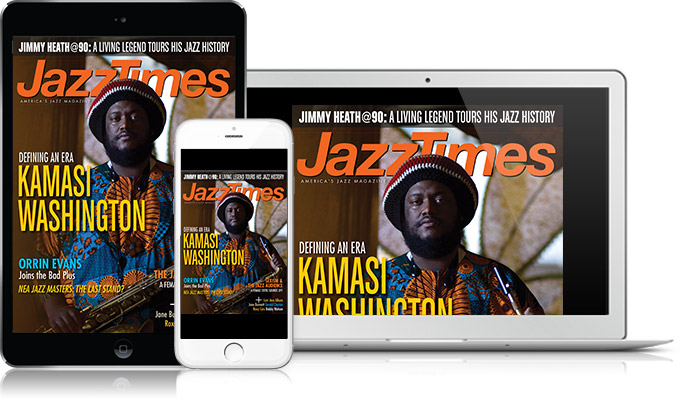 Subscribe to JazzTimes Digital Edition