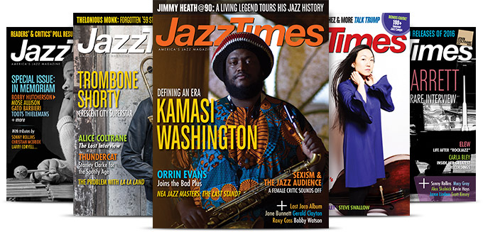 Subscribe to JazzTimes Magazine