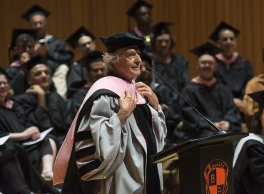 John McLaughlin Receives Honorary Doctorate from Berklee