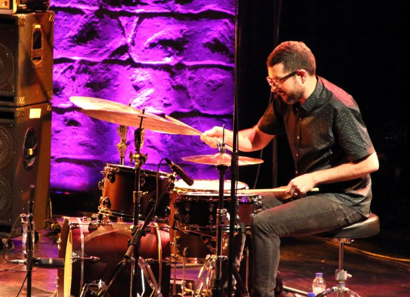 Mark Guiliana (photo by Sharonne Cohen)
