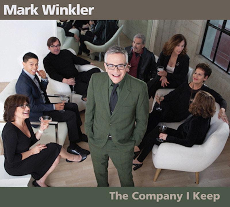 "Mark Winkler: ""The Company I Keep"""