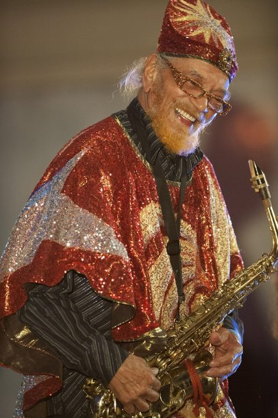 Marshall Allen (photo by Marek Lazarski)