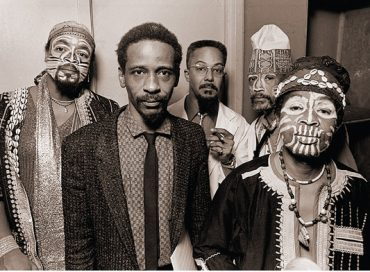 Message to Our Folks: The Art Ensemble of Chicago by Paul Steinbeck