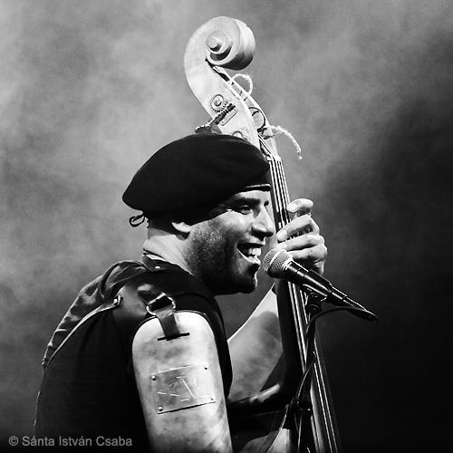Miles Mosley (photo by Sánta István Csaba)