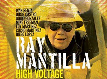 Ray Mantilla: High Voltage (Savant)