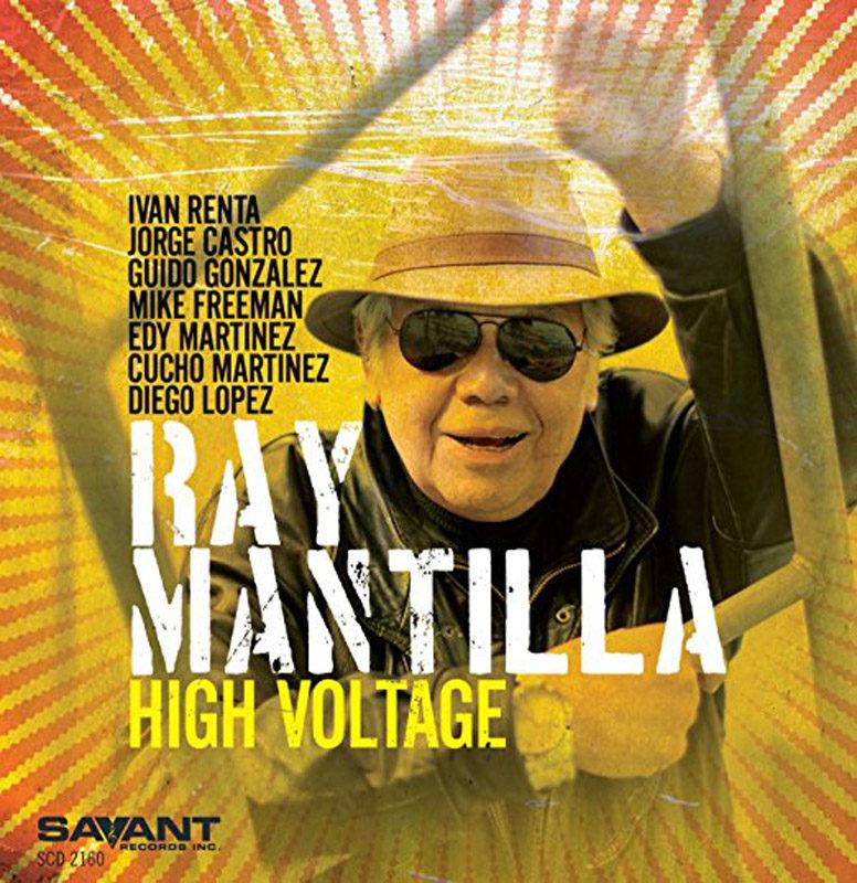 """Ray Mantilla: """"High Voltage"""""""
