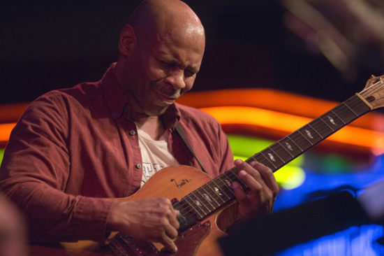 Kevin Eubanks at Birdland