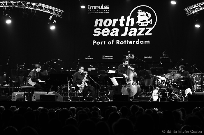 Wayne Shorter Quartet (photo by Sánta István Csaba)