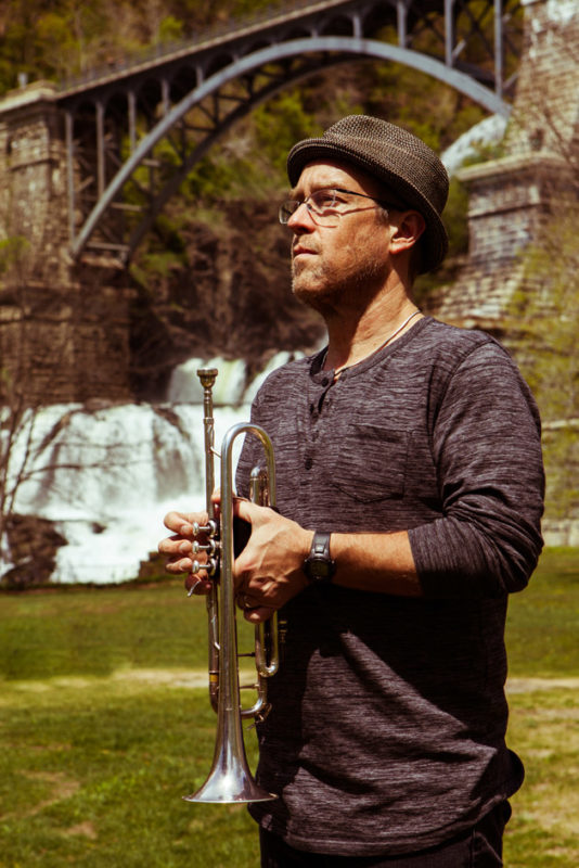 Dave Douglas, founder of FONT