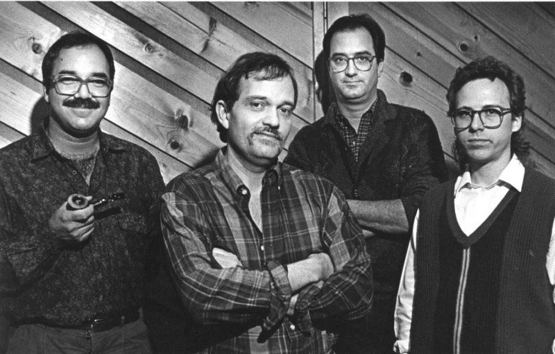 Photo of John Abercrombie Quartet