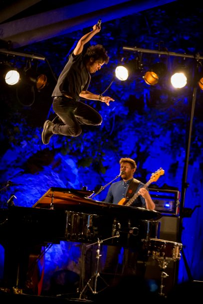 Photo of Jamie Cullum at Oslo Jazz Festival