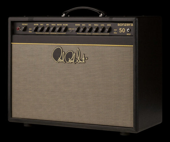 Photo of PRS Sonzera Amplifers