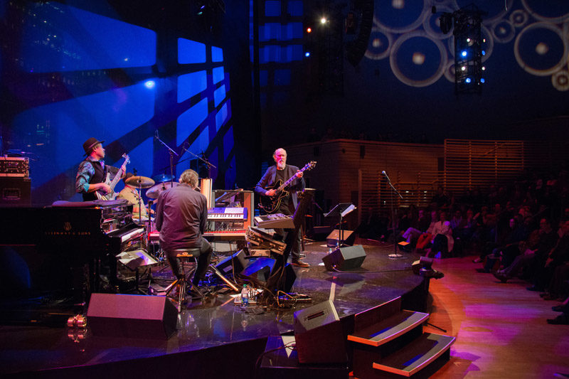 Photo of John Scofield and Loud band