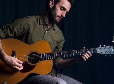 Collings Guitars Produce New Julian Lage Signature Model