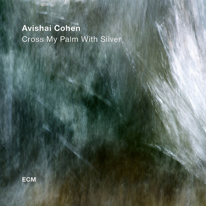 Photo of album cover from Avishai Cohen
