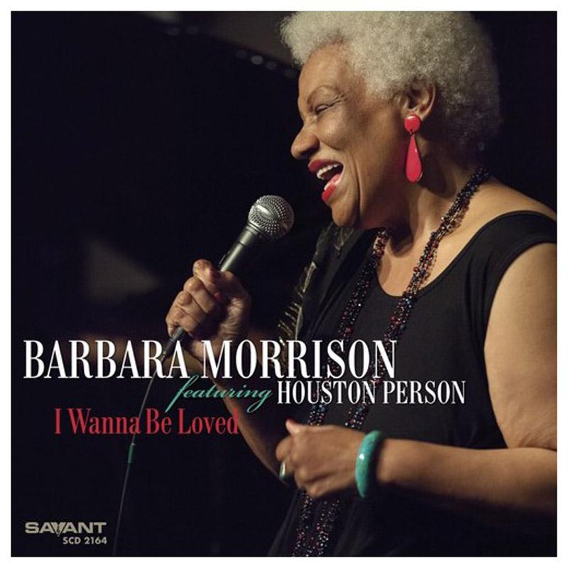 Barbara Morrison album cover